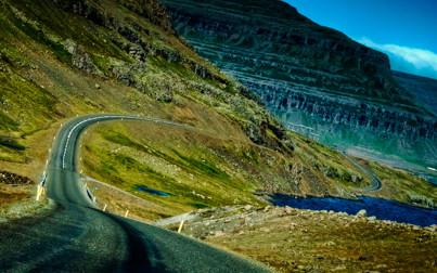 road-islanda