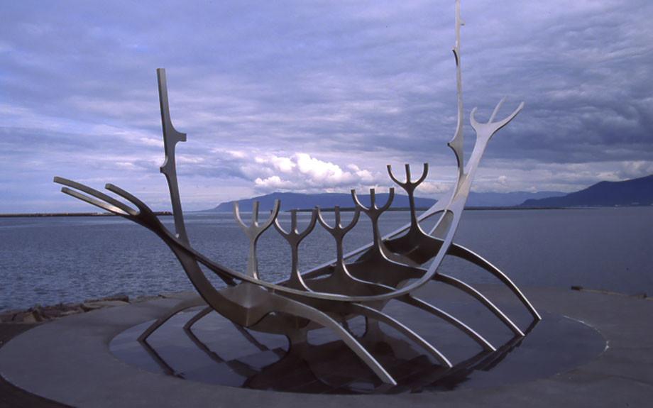 simbolo di Reykjavik