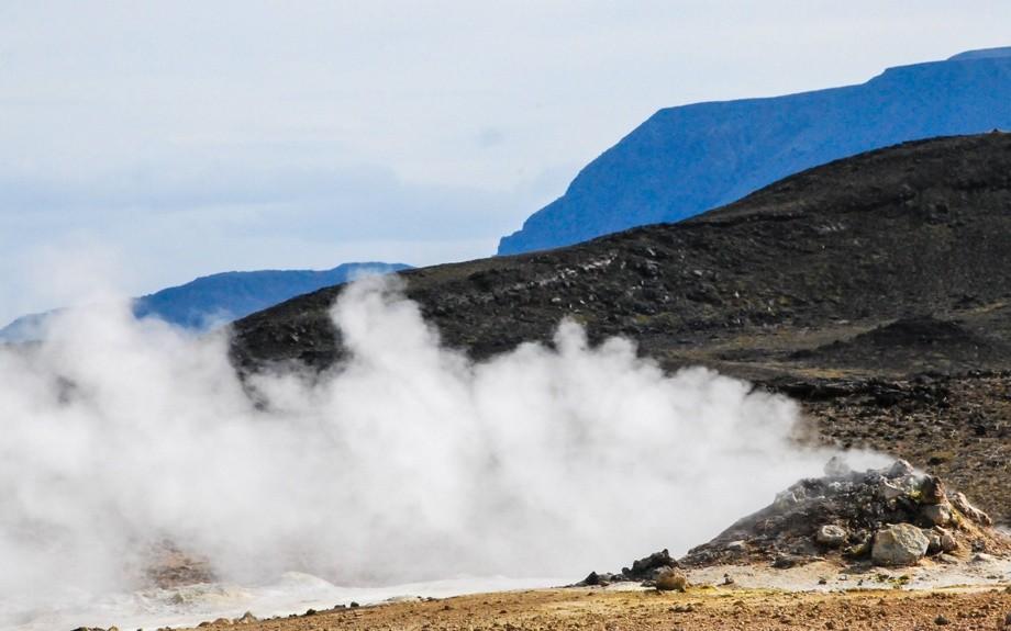 solfatare di Námaskarð