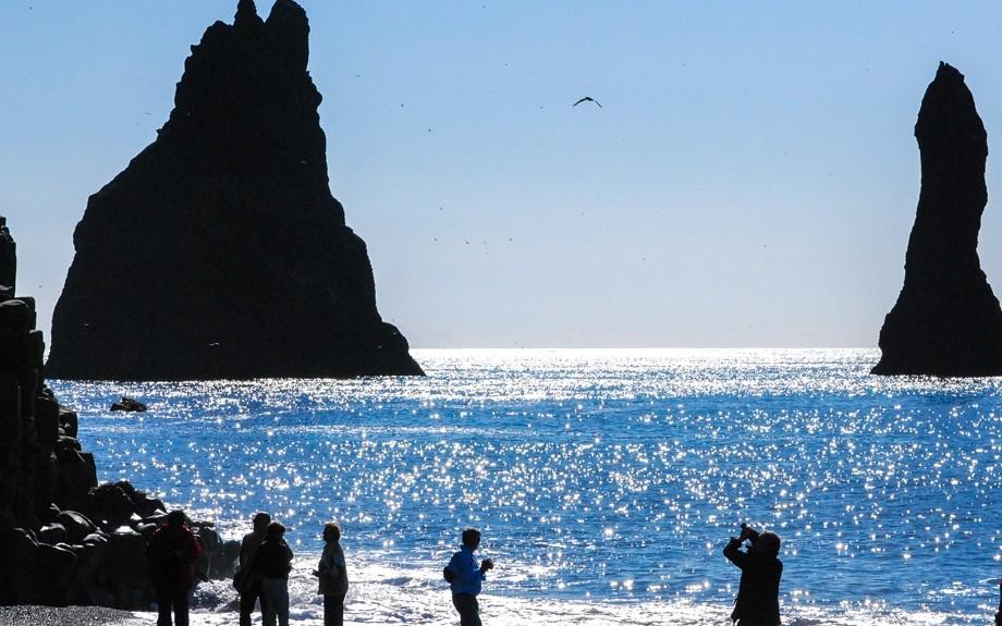 spiaggia di Reynishverfi