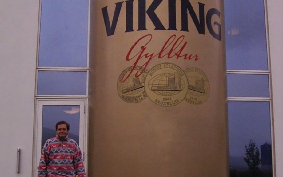 Fabbrica della birra Viking - F.to by Ezio T.