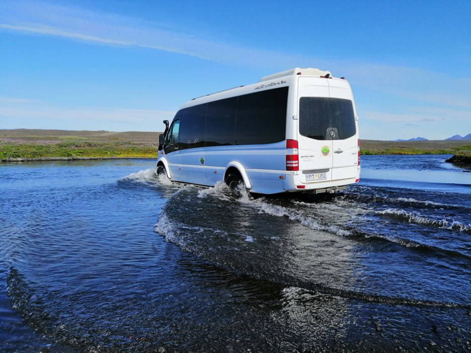 bus islandese
