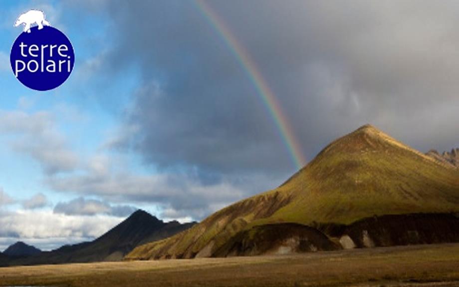 collina Landmannalaugar