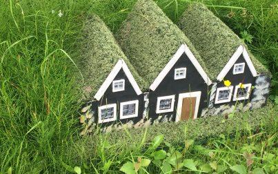 tipiche casette per elfi islandesi 4584