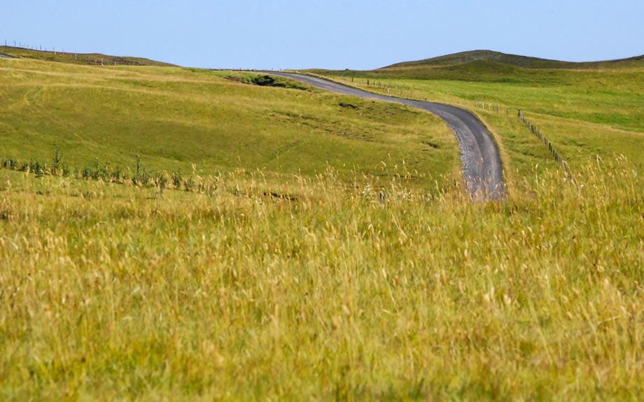 tipico paesaggio islandese