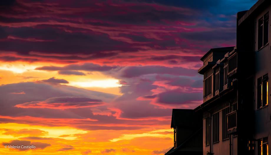 tramonto Reykjavik