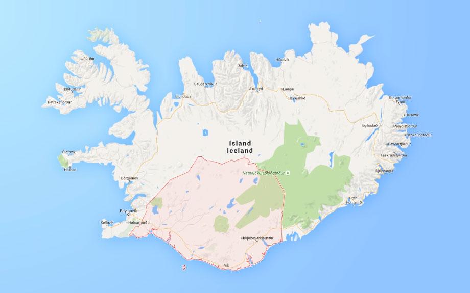 vacanze in albergo islanda occidentale