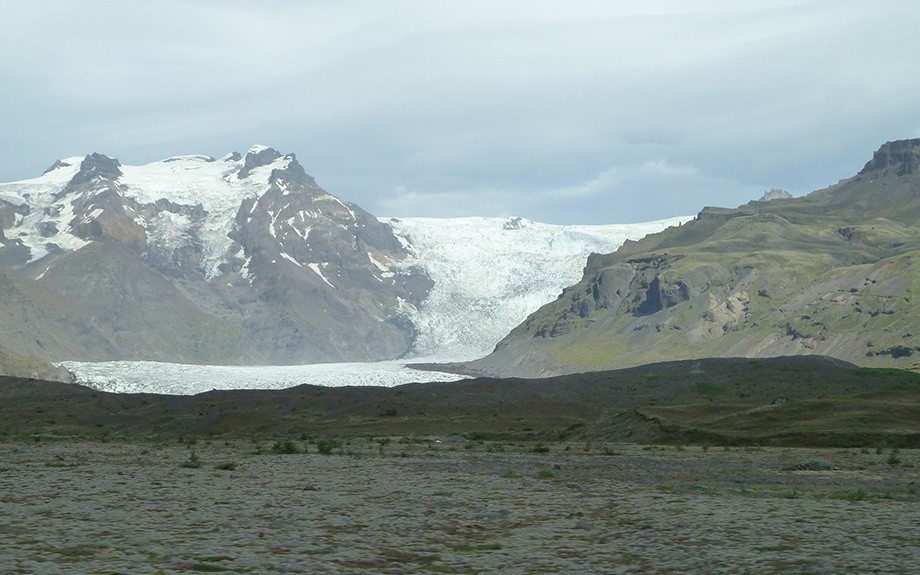 Vatnajökull - foto di Laura