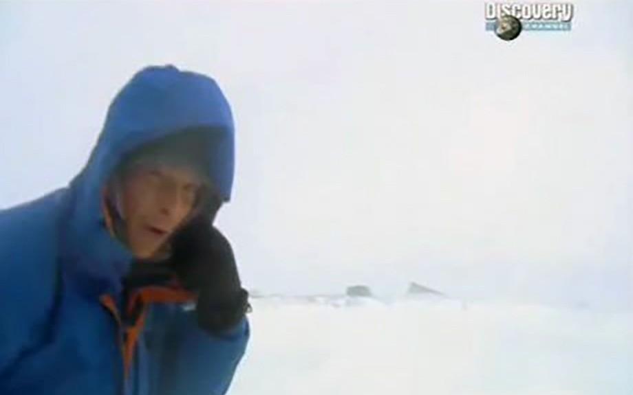 video sull'Islanda di Bear
