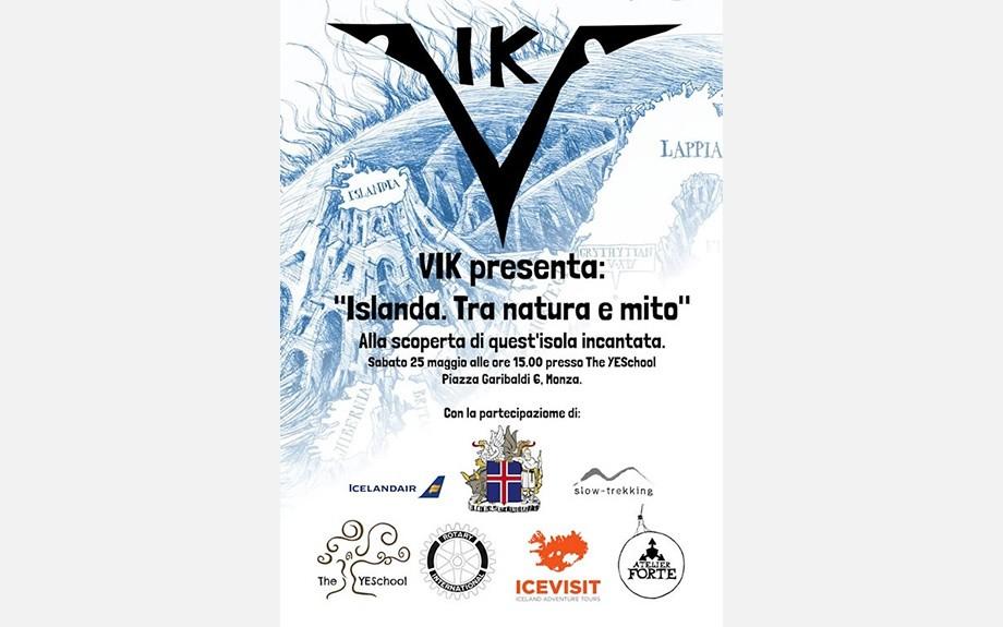 Vik presenta tra Islanda e mito