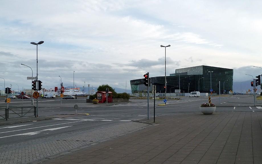 Víkin, il museo del mare di Reykjavík - foto by Laura